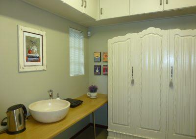 Kitchenette Duplex suite